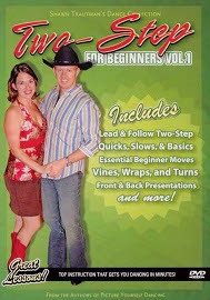 Two-Step for Beginners Volume 1