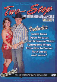 Two-Step for Intermediate Dancers Volume 1