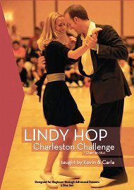 Lindy Hop Charleston Challenge - Disc 2