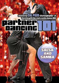 Partner Dancing 101: Salsa and Samba