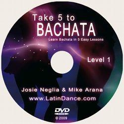 Take 5 to Bachata: Bachata Level 1