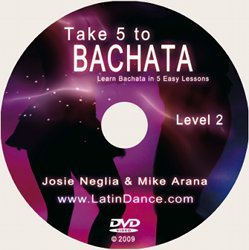 Take 5 to Bachata: Bachata Level 2