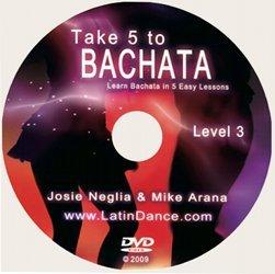Take 5 to Bachata: Bachata Level 3