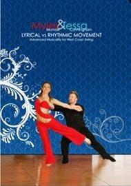 Lyrical vs Rhythmic Movement (for West Coast Swing)