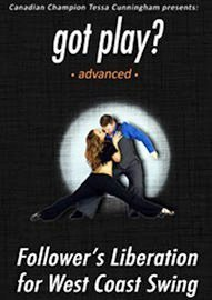 """got play?"" for West Coast Swing: Advanced"