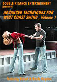 Advanced Techniques for West Coast Swing 102 - Vol. 1