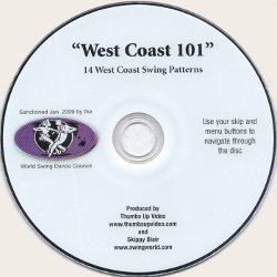 West Coast Swing 101 (WSDC) **Bonus Video**