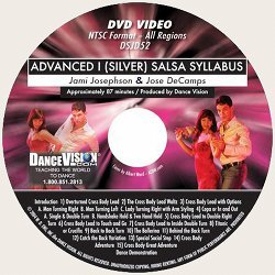 Salsa (Silver) Syllabus