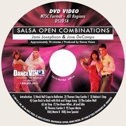Salsa Open Combinations