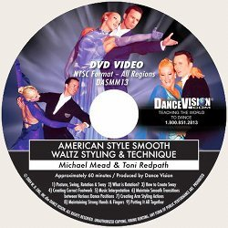 Waltz Styling & Techniques, American Style Smooth