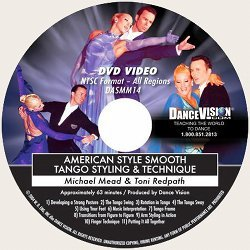 Tango Styling & Technique, American Style Smooth