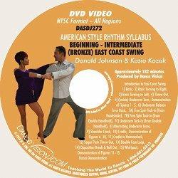 East Coast Swing (Bronze) American Style Rhythm Syllabus