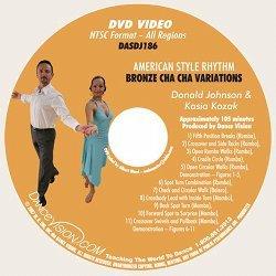 Cha Cha Variations (Bronze) American Style Rhythm