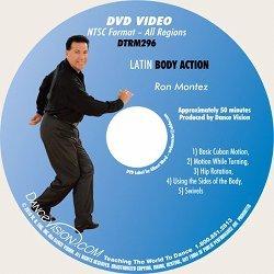 Latin Body Action
