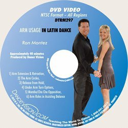 Arm Usage In Latin Dance