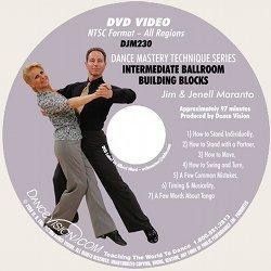 Intermediate Ballroom Building Blocks