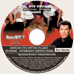 Rumba (Bronze) American Style Rhythm (Ron Montez)
