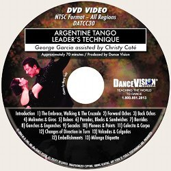 Argentine Tango Leader's Technique