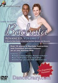Learn to Dance Bachata - Vol. 3: A Step-By-Step Guide