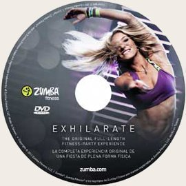 Zumba Exhilarate: Exhilarate Workout