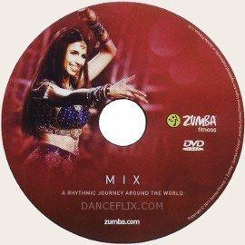 Rent Dvd Zumba Exhilarate Mix Danceflix Com