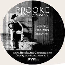 Beginning Country Line Dance - Brooke & Company