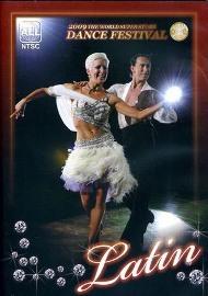 2009 World Super Stars Dance Festival Latin (EXCP Bronze)