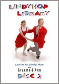 Lindy Hop Library: 8-Beat - Disc 2