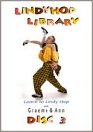 Lindy Hop Library: Charleston - Disc 3