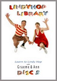 Lindy Hop Library: Movin' On - Disc 5