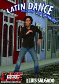 "Latin Dance ""Cha Cha & Mambo"" with Luis Salgado"