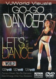 Go-Go Dancers - Let's Dance Vol. 1