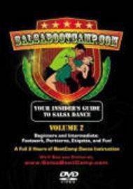 Salsa Boot Camp #2: Beg. & Int. Salsa (EXCP Bronze)