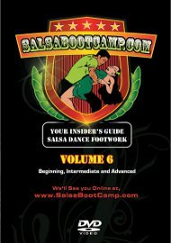 Salsa Boot Camp #6: Int. & Adv. Footwork (EXCP Bronze)