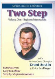 Grant Austin Collection - Two Step - Vol. 1