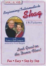 Dance Lovers: Shag Beginning & Intermediate