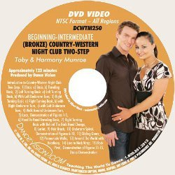 Country-Western Night Club Two-Step (Bronze) Syllabus