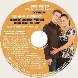 Country-Western Night Club Two-Step (Bronze) Syllabus