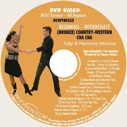 Country-Western Cha Cha (Bronze) Syllabus