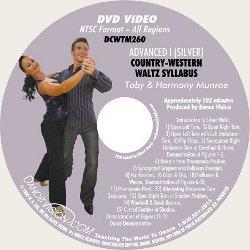 Country-Western Waltz (Silver) Syllabus