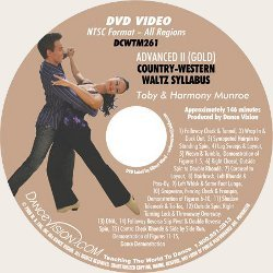 Country-Western Waltz (Gold) Syllabus