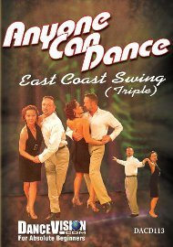 Anyone Can Dance East Coast Swing (Triple)