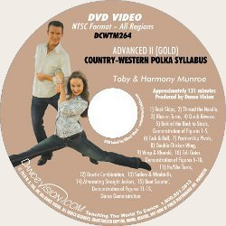 Country-Western Polka (Gold) Syllabus
