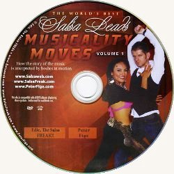 The World's Best Salsa Leads: Musicality Moves Vol. 1