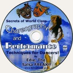Secrets of World Class Performance & Choreography