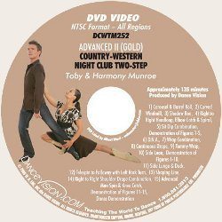 Country-Western Night Club Two-Step (Gold) Syllabus