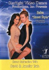 "Salsa ""Street Style"" Intermediate to Advanced"