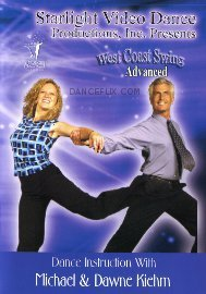 West Coast Swing - Advanced