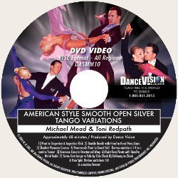 Open Silver Tango Variations, American Style Smooth