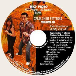 Salsa Shine Patterns Volume 3